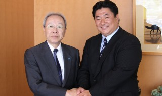 茂木哲哉・文化シヤッター代表取締役社長