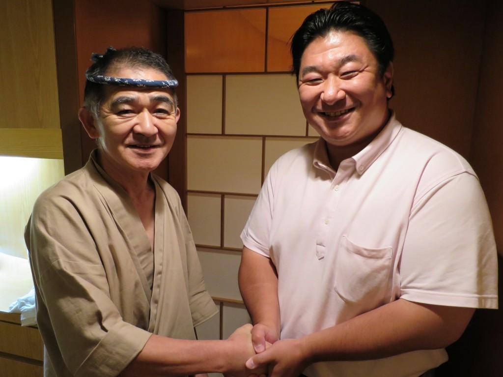 西麻布「鮨寛」・菊池寛さん