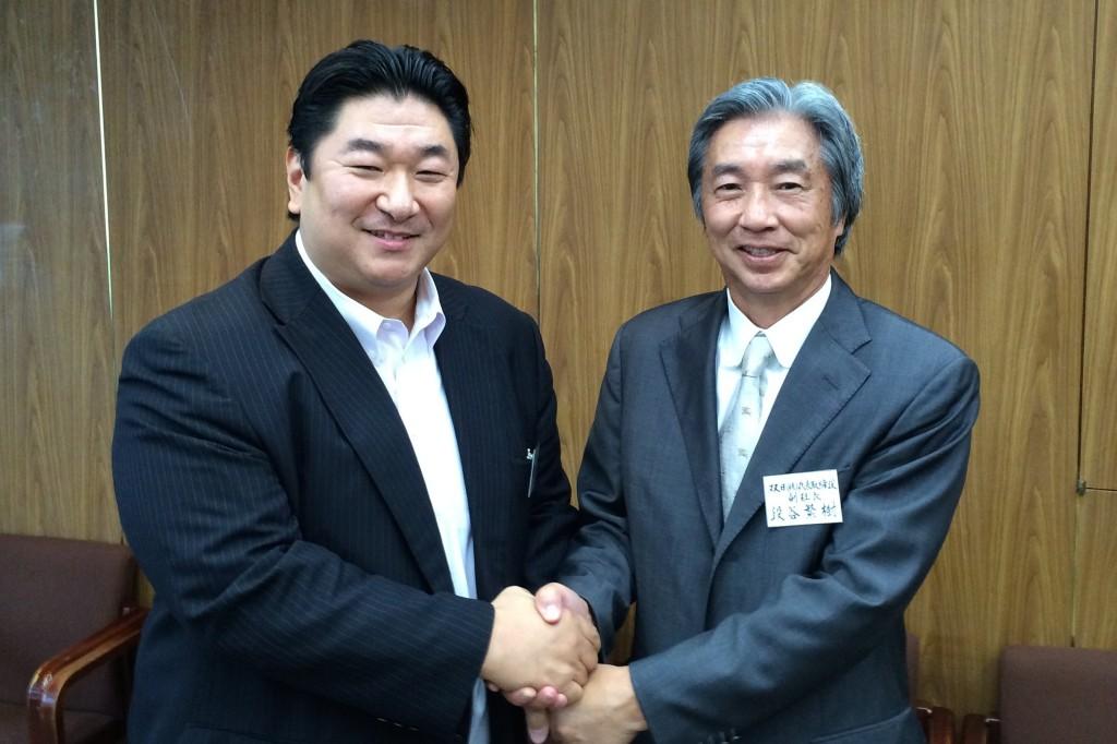 段谷繁樹・双日代表取締役副社長