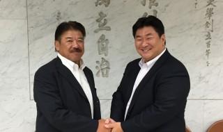 藤田剛・元明治大学ラグビー部監督