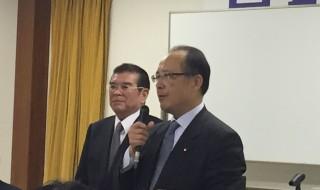 深谷隆司・自民党政経塾塾長
