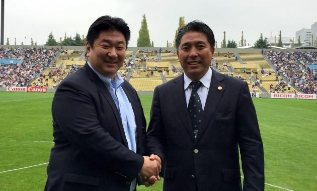 岩出雅之・帝京大学ラグビー部監督