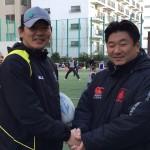 高橋一聡・明治学院大学ラグビー部ヘッドコーチ